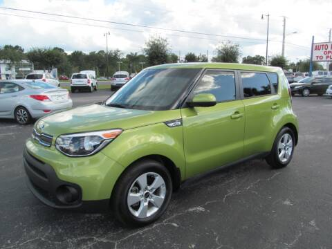 2018 Kia Soul for sale at Blue Book Cars in Sanford FL