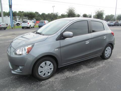 2015 Mitsubishi Mirage for sale at Blue Book Cars in Sanford FL
