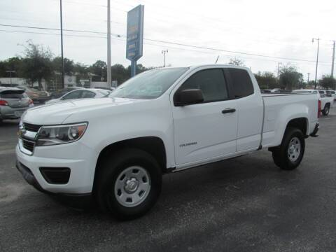 2015 Chevrolet Colorado for sale at Blue Book Cars in Sanford FL