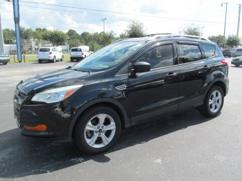 2014 Ford Escape for sale at Blue Book Cars in Sanford FL