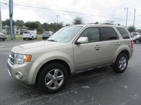 2012 Ford Escape for sale at Blue Book Cars in Sanford FL