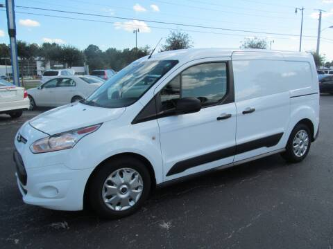 2016 Ford Transit Connect Cargo for sale at Blue Book Cars in Sanford FL