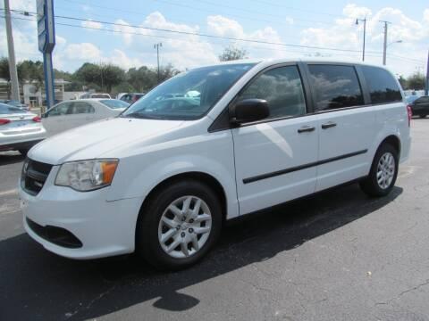 2014 RAM C/V for sale at Blue Book Cars in Sanford FL