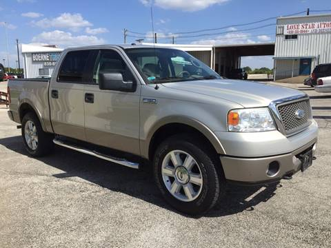 2006 Ford F-150 for sale in Boerne, TX