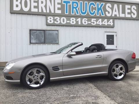 2005 Mercedes-Benz SL-Class for sale in Boerne, TX