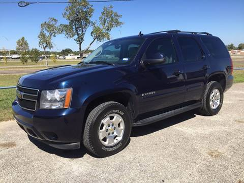 2008 Chevrolet Tahoe for sale in Boerne, TX