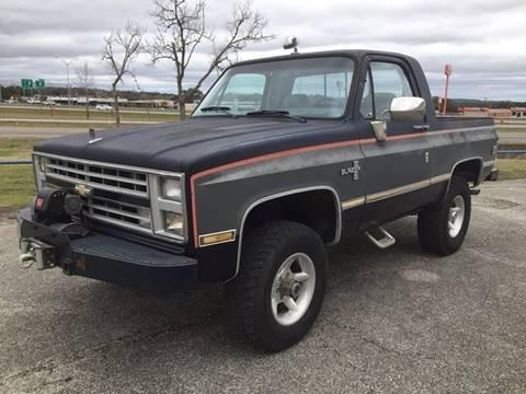 1987 Chevrolet Blazer for sale in Boerne, TX