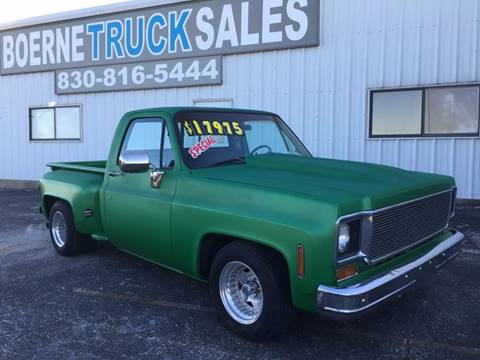 1973 GMC C/K 1500 Series for sale in Boerne, TX