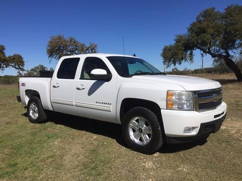 2010 Chevrolet Silverado 1500 for sale in Boerne, TX