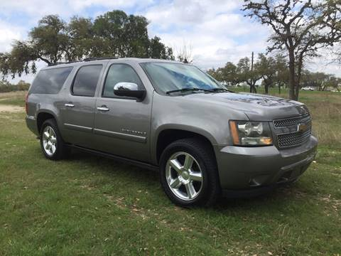 2007 Chevrolet Suburban for sale in Boerne, TX