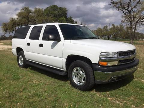 2006 Chevrolet Suburban for sale in Boerne, TX