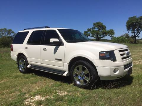 2008 Ford Expedition for sale in Boerne, TX