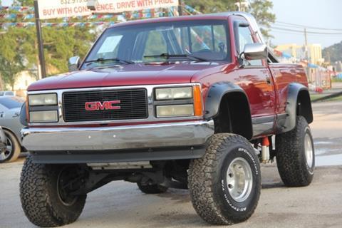 1990 GMC Sierra 1500 for sale in Spring, TX