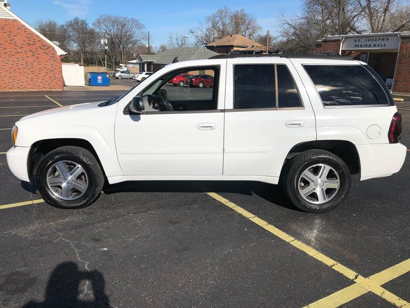 2007 Chevrolet Trailblazer Lt 4dr Suv In Marshall Tx Simmons Auto