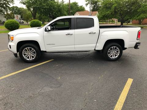 2016 GMC Canyon for sale in Marshall, TX