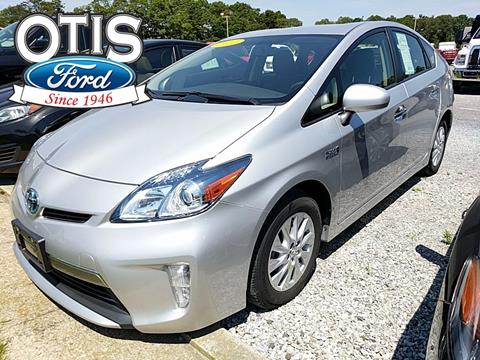 2012 Toyota Prius Plug-in Hybrid for sale in Quogue, NY