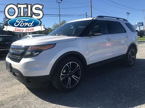 2015 Ford Explorer for sale in Quogue, NY