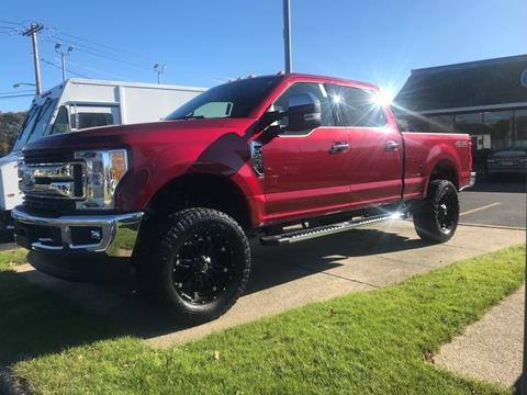 2017 Ford F-250 Super Duty for sale in Quogue, NY