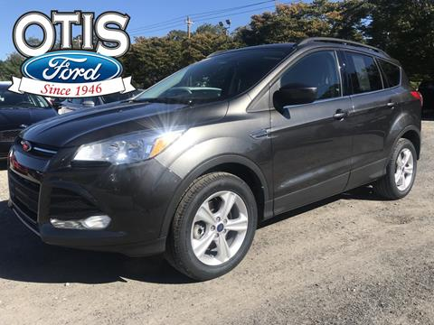 2016 Ford Escape for sale in Quogue, NY