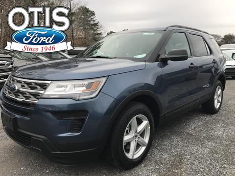 2018 Ford Explorer for sale in Quogue, NY