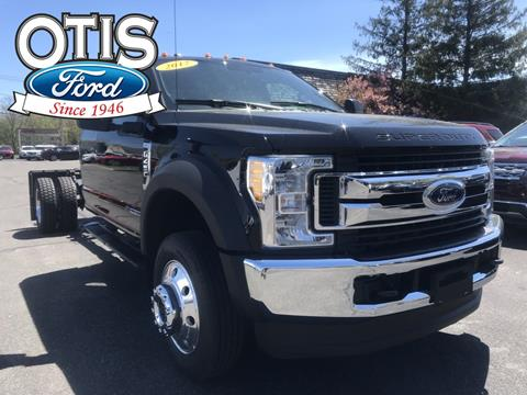 2017 Ford F-450 Super Duty for sale in Quogue, NY