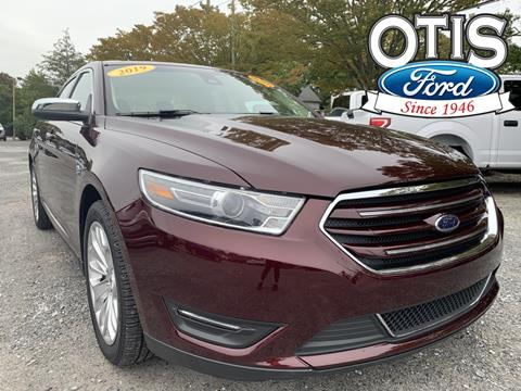 2019 Ford Taurus for sale in Quogue, NY