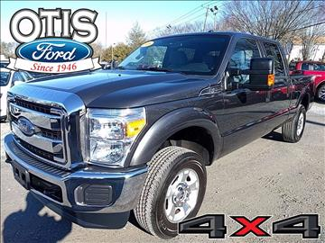 2016 Ford F-250 Super Duty for sale in Quogue, NY