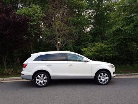 2007 Audi Q7 for sale at M & M Auto Brokers in Chantilly VA
