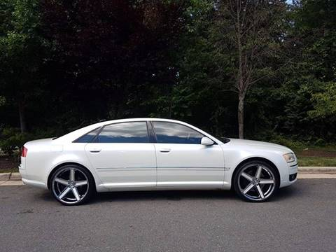 2006 Audi A8 L for sale at M & M Auto Brokers in Chantilly VA