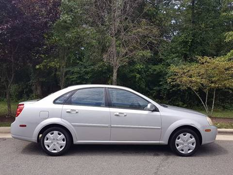 2007 Suzuki Forenza for sale in Chantilly, VA