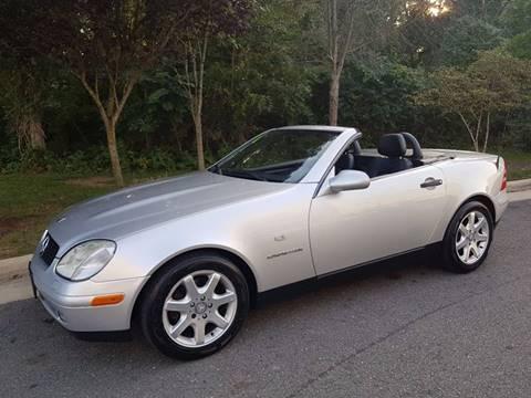 1998 Mercedes-Benz SLK for sale in Chantilly, VA