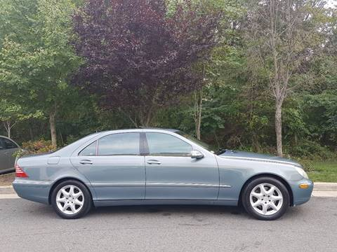 2004 Mercedes-Benz S-Class for sale in Chantilly, VA