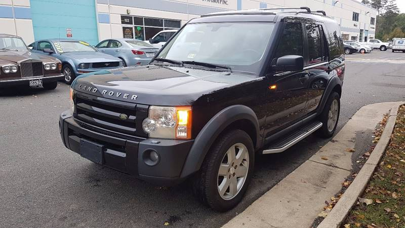 2005 Land Rover Lr3 Hse 4wd 4dr Suv In Chantilly Va M M Auto