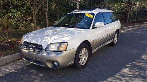 2003 Subaru Outback for sale in Chantilly, VA