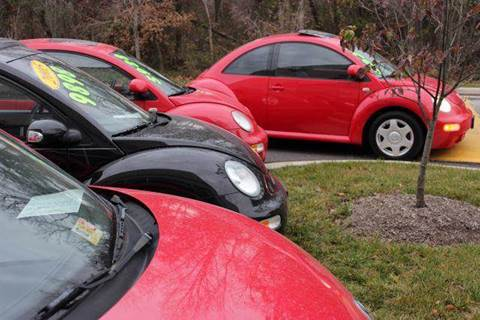 2000 Volkswagen Beetle for sale at M & M Auto Brokers in Chantilly VA