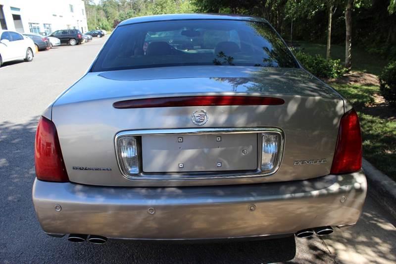 2002 Cadillac DeVille Base 4dr Sedan - Chantilly VA