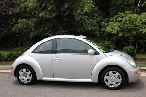 2001 Volkswagen New Beetle for sale in Chantilly, VA