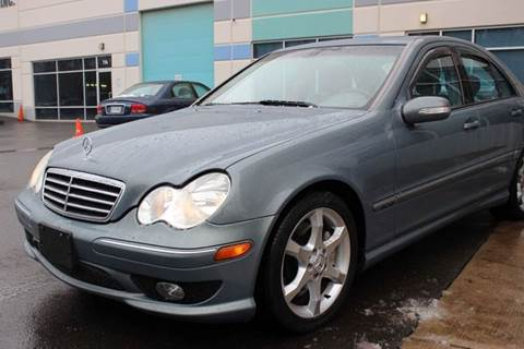 2007 Mercedes-Benz C-Class for sale at M & M Auto Brokers in Chantilly VA