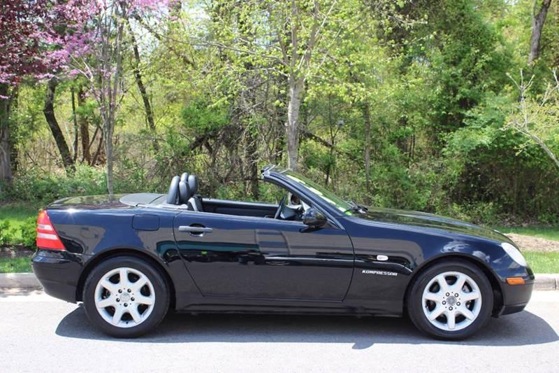 1999 Mercedes-Benz Slk-Class SLK230 Sport 2dr Supercharged