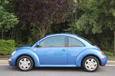 2000 Volkswagen New Beetle for sale at M & M Auto Brokers in Chantilly VA