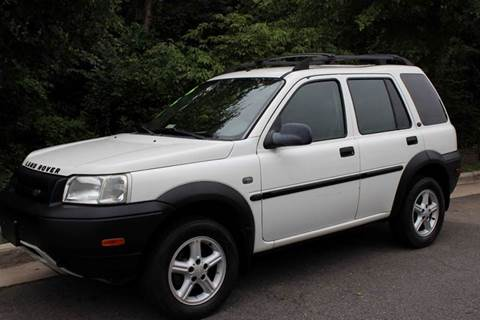 2003 Land Rover Freelander for sale at M & M Auto Brokers in Chantilly VA