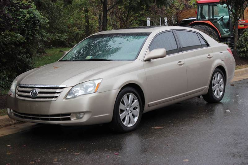 2006 toyota avalon xls 4dr sedan in chantilly va m m. Black Bedroom Furniture Sets. Home Design Ideas