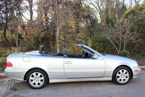 2003 Mercedes-Benz CLK for sale at M & M Auto Brokers in Chantilly VA