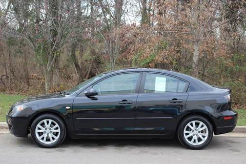 2007 Mazda MAZDA3 for sale at M & M Auto Brokers in Chantilly VA