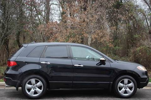 2007 Acura RDX for sale at M & M Auto Brokers in Chantilly VA