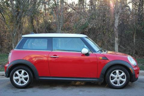 2010 MINI Cooper for sale at M & M Auto Brokers in Chantilly VA