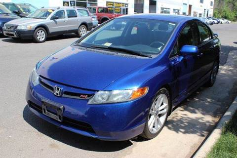 2007 Honda Civic for sale at M & M Auto Brokers in Chantilly VA