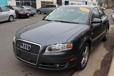 2005 Audi A4 for sale at M & M Auto Brokers in Chantilly VA