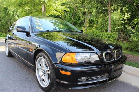 2001 BMW 3 Series for sale at M & M Auto Brokers in Chantilly VA