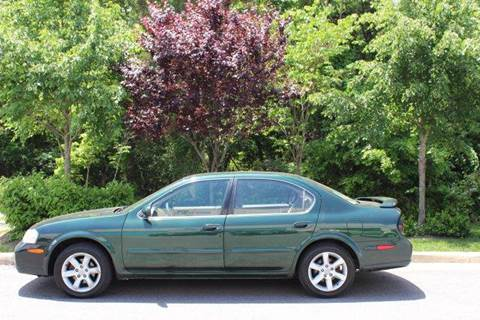 2000 Nissan Maxima for sale at M & M Auto Brokers in Chantilly VA